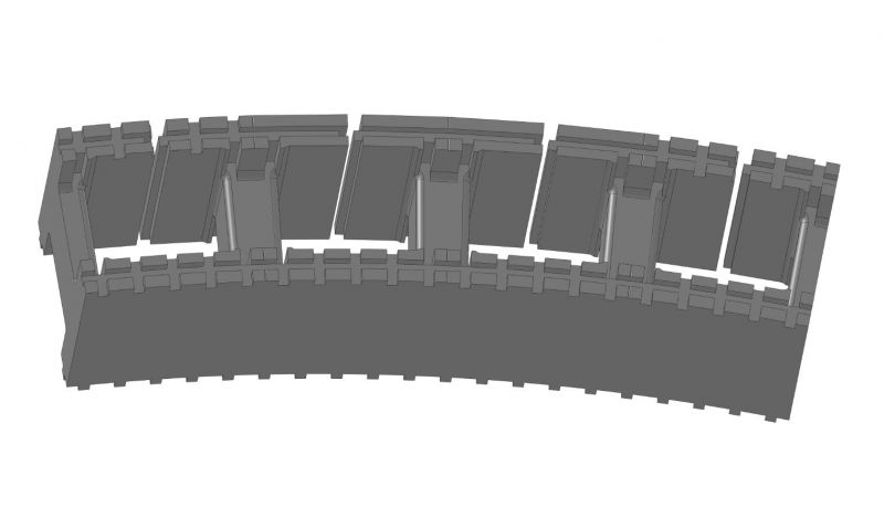 schwimmbadbau mit iso massiv steinen. Black Bedroom Furniture Sets. Home Design Ideas